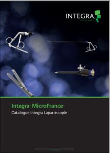 Catalogues Integra MicroFrance® Laparoscopie 2018 - PDF - FR